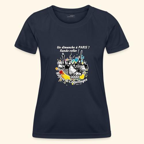 Splash - T-shirt sport Femme