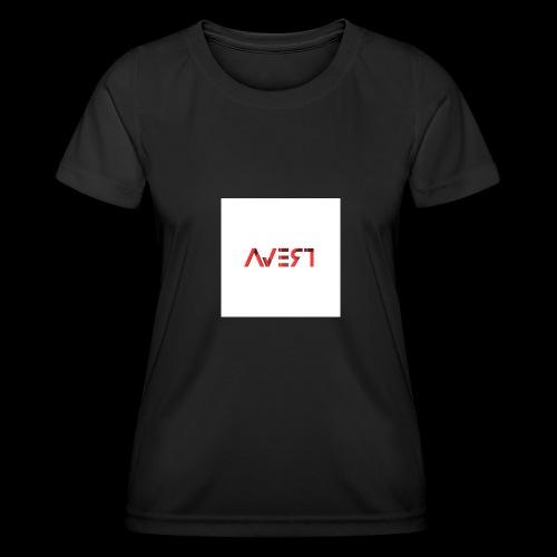 AVERT YOUR EYES - Functioneel T-shirt voor vrouwen