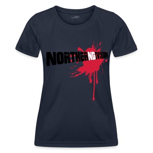spruit - Naisten tekninen t-paita