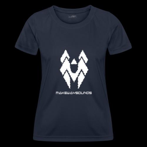 Wings - Naisten tekninen t-paita