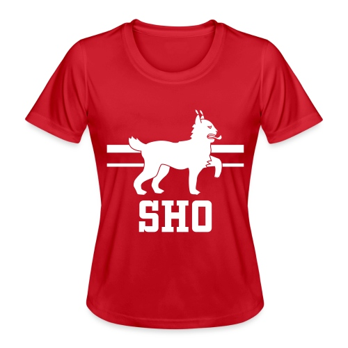 SHO Häme - Naisten tekninen t-paita