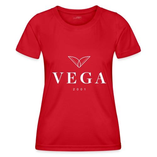 VEGA logo - Funktionsshirt til damer