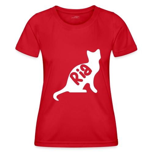 Team Ria Cat - Women's Functional T-Shirt