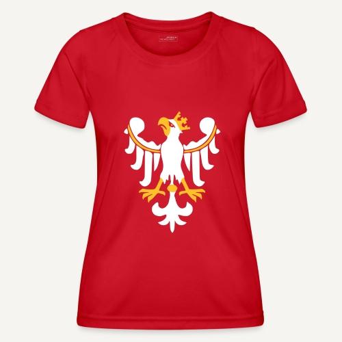 Orzeł Piastowski - Funkcjonalna koszulka damska