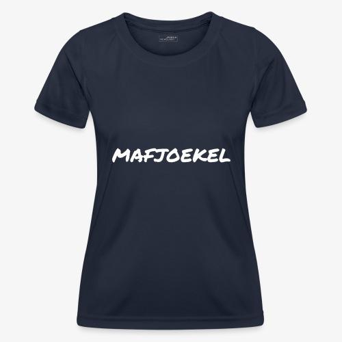 mafjoekel - Functioneel T-shirt voor vrouwen