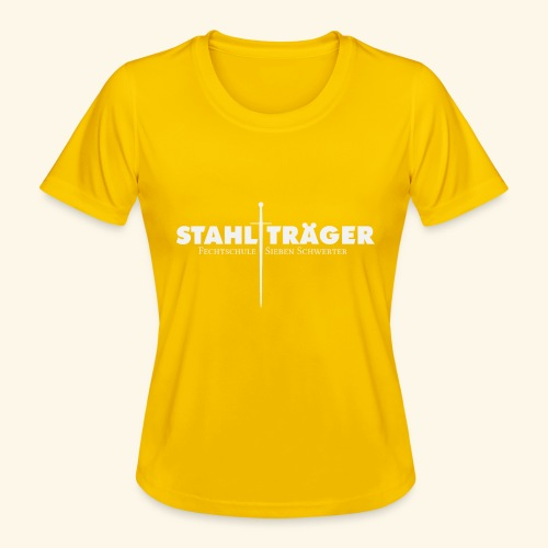 Stahlträger - Frauen Funktions-T-Shirt