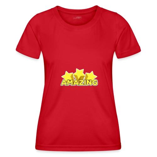 Amazing - Women's Functional T-Shirt