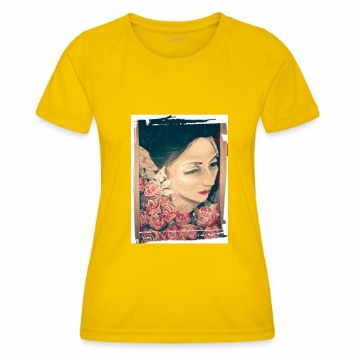 Lady Rose, - Maglietta sportiva per donna
