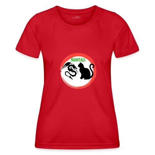 manf - Maglietta sportiva per donna