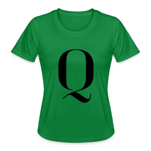 Q - Women's Functional T-Shirt