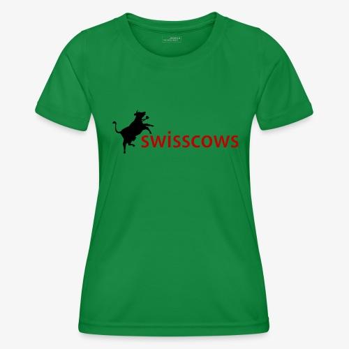 Swisscows - Frauen Funktions-T-Shirt