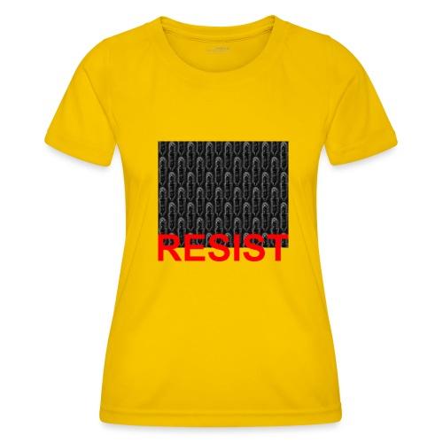 Resist 21.1 - Frauen Funktions-T-Shirt