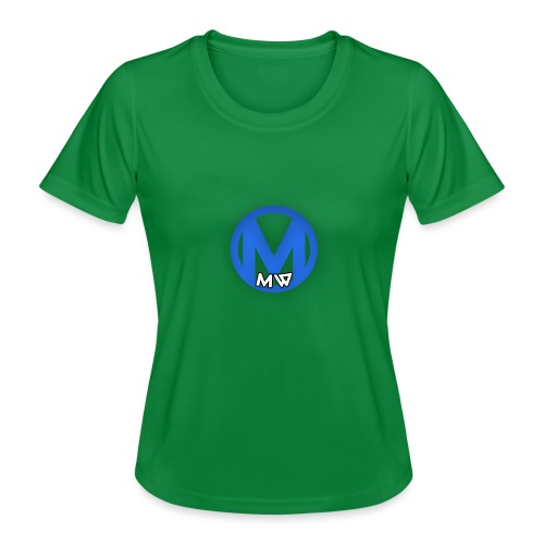 MWVIDEOS KLEDING - Functioneel T-shirt voor vrouwen