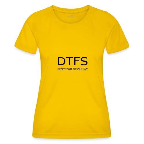 DeThFuSh - Women's Functional T-Shirt