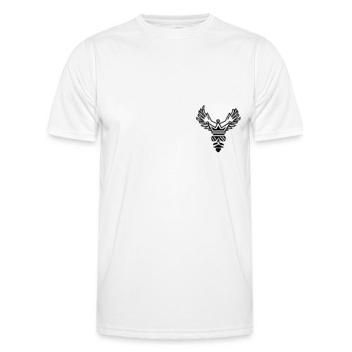 King - Maglietta sportiva per uomo