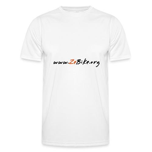 wwwzebikeorg s - T-shirt sport Homme