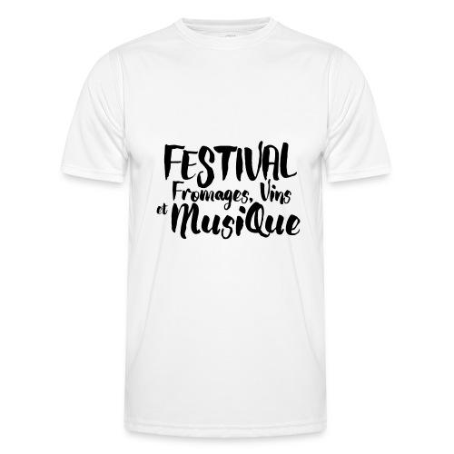 Festival FVM - T-shirt sport Homme