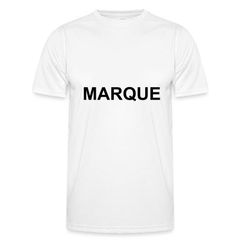 MARQUE - T-shirt sport Homme
