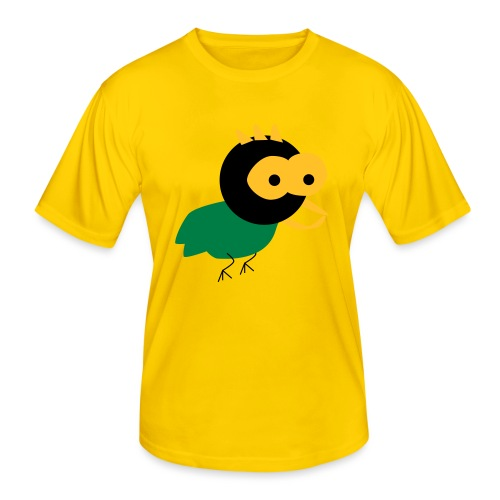 lintu-eps - Miesten tekninen t-paita