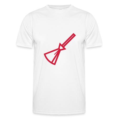 Balais Balais Wiccan Wicca ! - T-shirt sport Homme