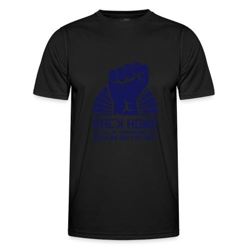 Back Home - Men's Functional T-Shirt