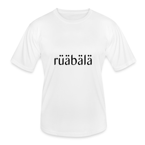 rüäbäla - Männer Funktions-T-Shirt