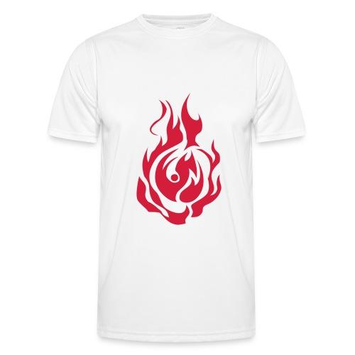feu - T-shirt sport Homme