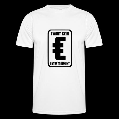 ZwartGeld Logo Sweater - Functioneel T-shirt voor mannen