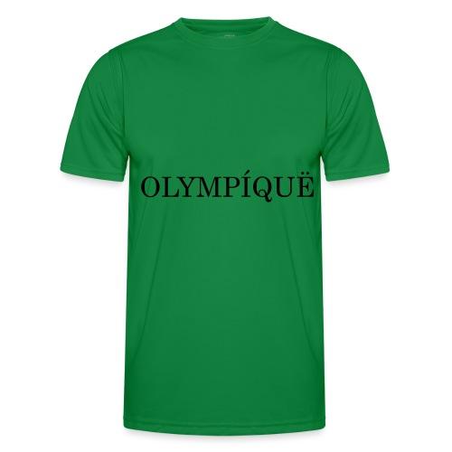 OLMPQ - Functioneel T-shirt voor mannen