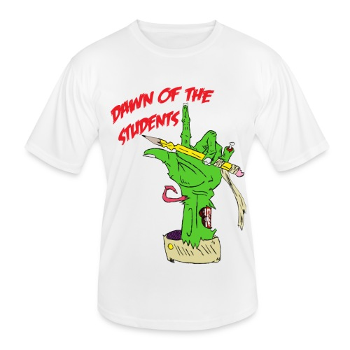 DawnOfTheStudents - Männer Funktions-T-Shirt