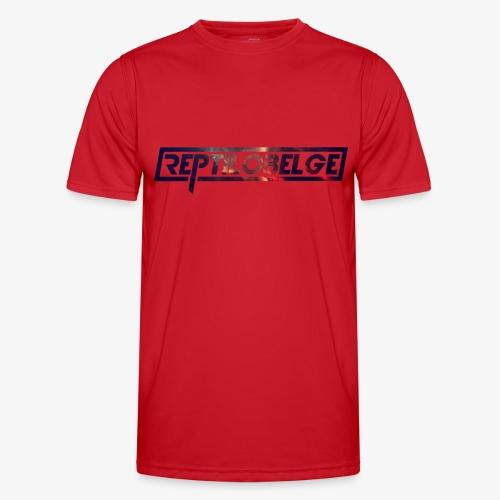 M1.2 Reptilobelge - T-shirt sport Homme