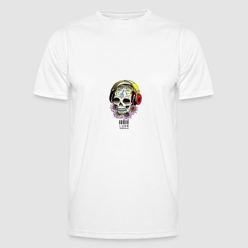 smiling_skull - Men's Functional T-Shirt