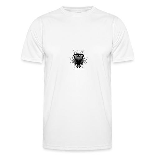 Unsafe_Gaming - Functioneel T-shirt voor mannen