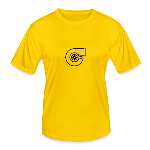Turb0 - Men's Functional T-Shirt