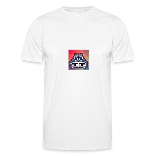 bcde_logo - Männer Funktions-T-Shirt