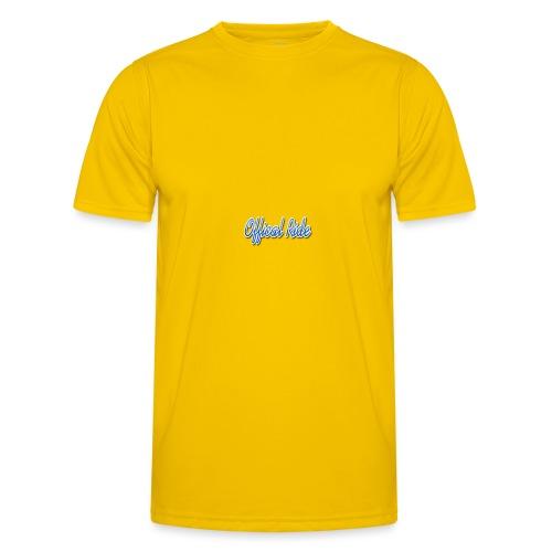 Offical Ride - Männer Funktions-T-Shirt