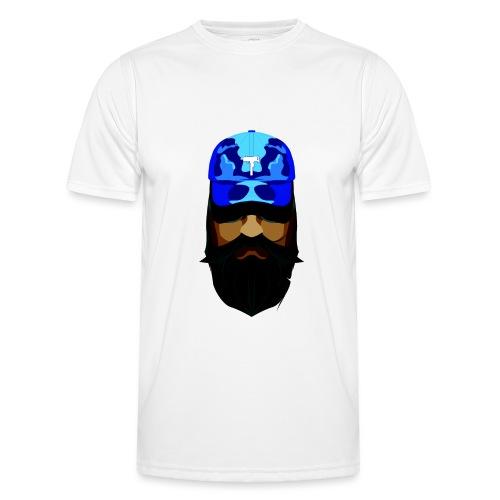T-shirt gorra dadhat y boso estilo fresco - Camiseta funcional para hombres