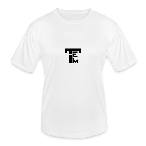 TEM BLACK - T-shirt sport Homme