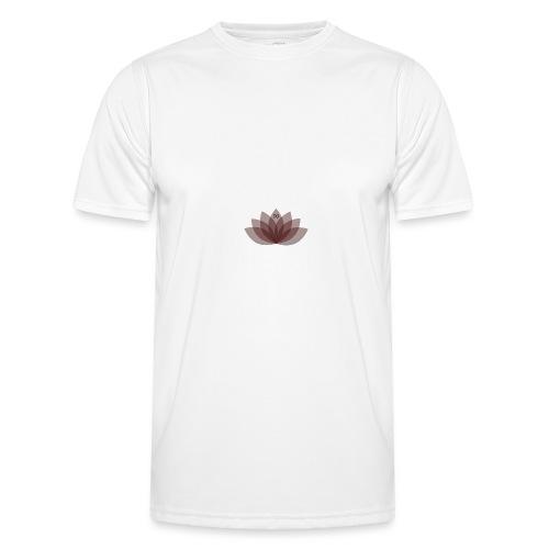 #DOEJEDING Lotus - Functioneel T-shirt voor mannen