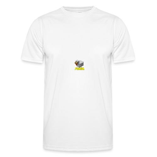 POw3r sportivo - Maglietta sportiva per uomo