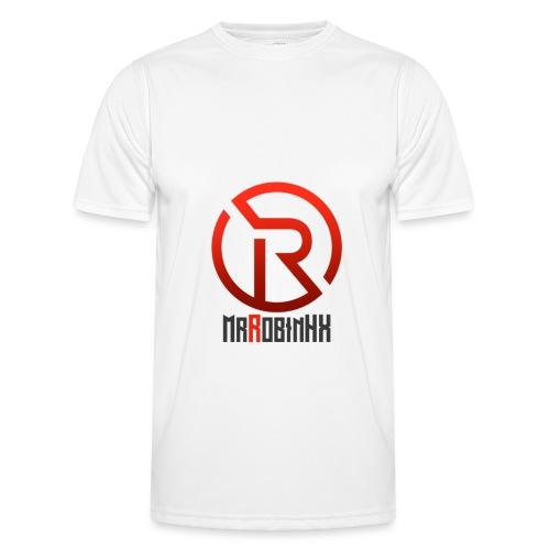 MrRobinhx - Funksjons-T-skjorte for menn