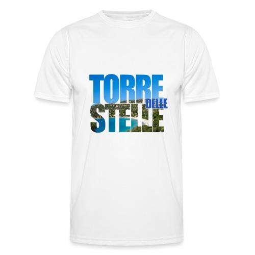 TorreTshirt - Maglietta sportiva per uomo