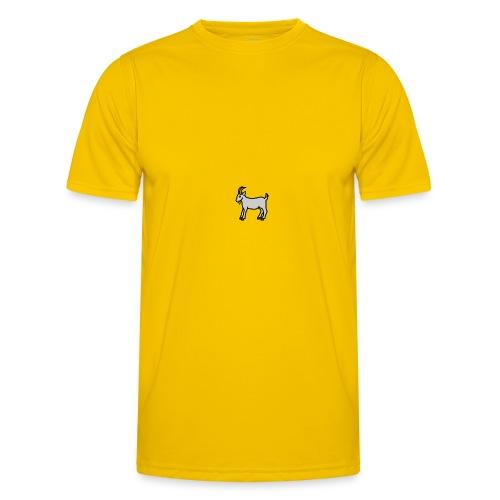 Ged T-shirt herre - Funktionsshirt til herrer