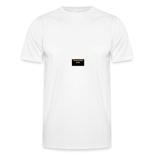 T-shirt staff Delanox - T-shirt sport Homme