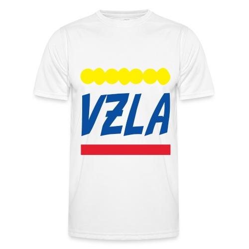 vzla 01 - Camiseta funcional para hombres