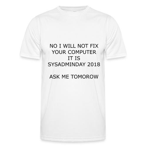 fixpc - Men's Functional T-Shirt