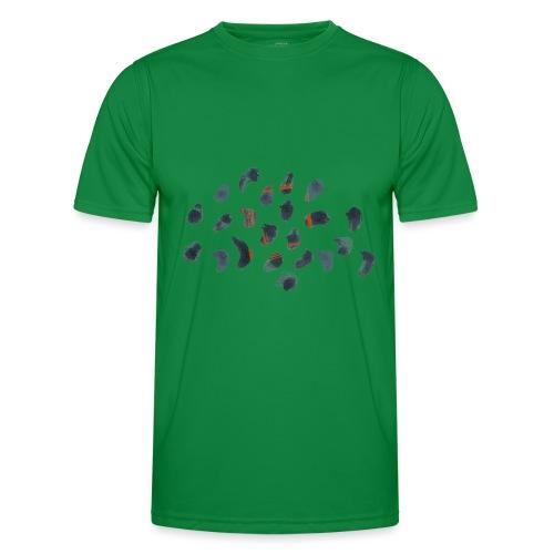 Hc Kurtz - Vanishing. - T-shirt sport Homme