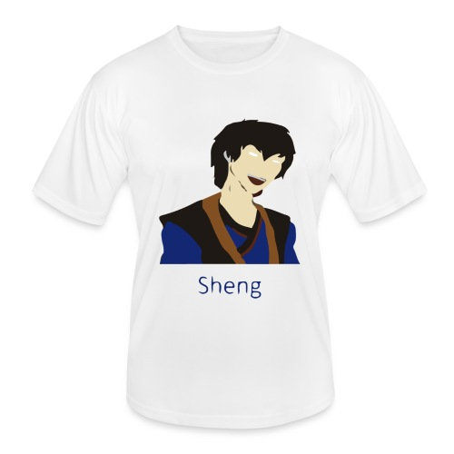 Sheng Canon - Funktionsshirt til herrer