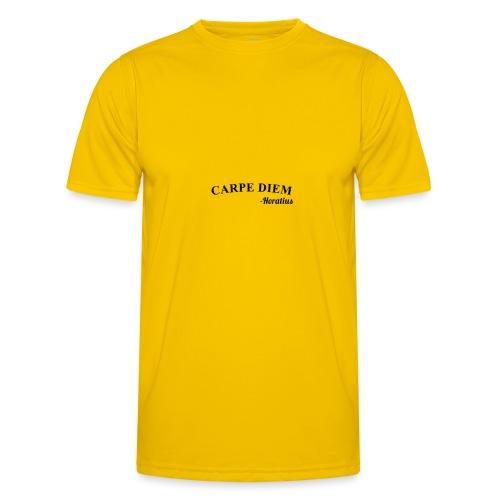 CarpeDiem - Maglietta sportiva per uomo