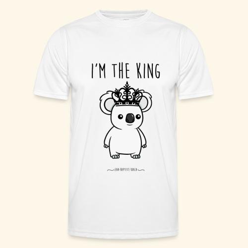 Koala king - T-shirt sport Homme